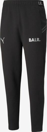 PUMA Hose in schwarz / silber, Produktansicht