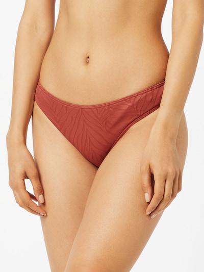 ROXY Bikinové nohavičky 'WILD BABE' - pastelovo červená, Model/-ka