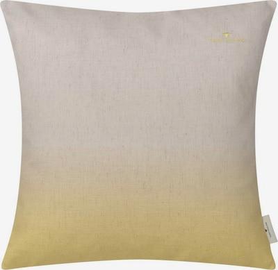 TOM TAILOR Kussens in de kleur Geel / Grijs, Productweergave