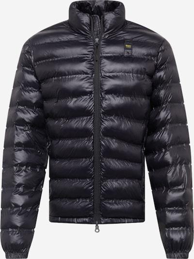 Blauer.USA Starpsezonu jaka, krāsa - melns, Preces skats