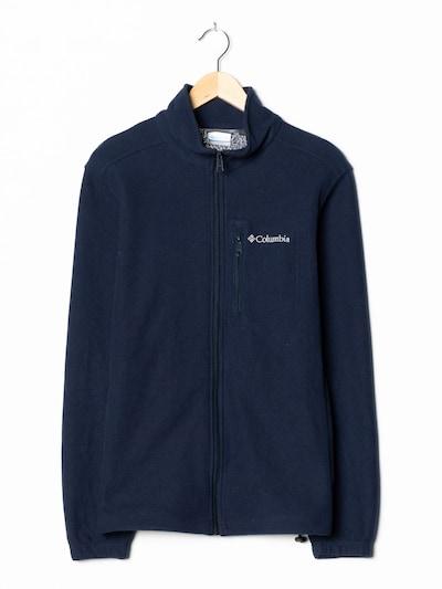 COLUMBIA Sportjacke in M-L in nachtblau, Produktansicht