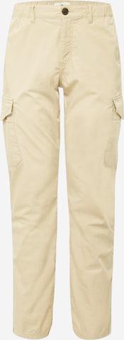 Pantalon cargo TOM TAILOR en beige