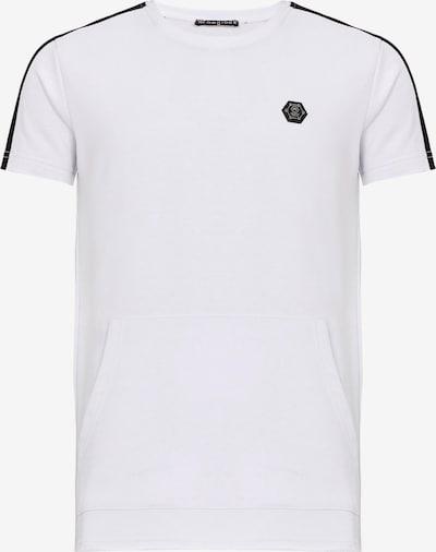 Redbridge T-Shirt Fort Worth Chill Bill Streifen in weiß, Produktansicht