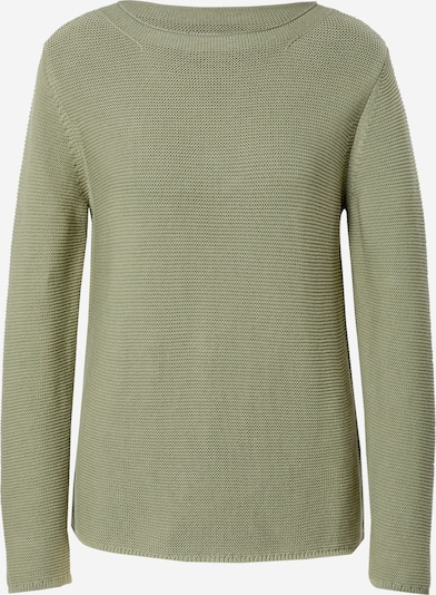 Marc O'Polo Pullover in oliv, Produktansicht