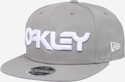 OAKLEY Sportcap 'MARK II' in grau / weiß, Produktansicht