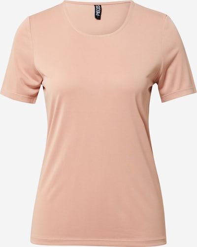 PIECES T-shirt 'KAMALA' en rose ancienne, Vue avec produit