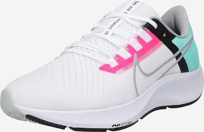 NIKE Laufschuh 'Pegasus 38' in jade / pink / schwarz / weiß, Produktansicht