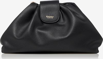 Dune LONDON Pochette 'Etiquette' en noir, Vue avec produit
