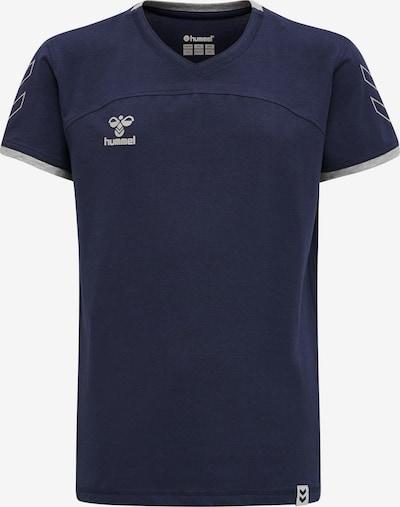 Hummel Functioneel shirt in de kleur Marine, Productweergave