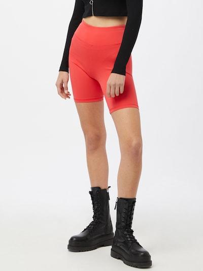 Gina Tricot Панталон 'Samantha' в червено: Изглед отпред
