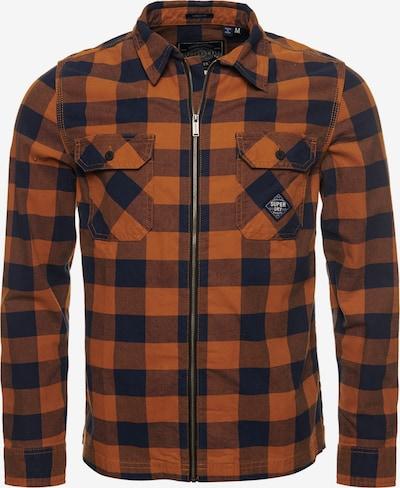 Superdry Jacke 'Workwear' in blau / honig, Produktansicht