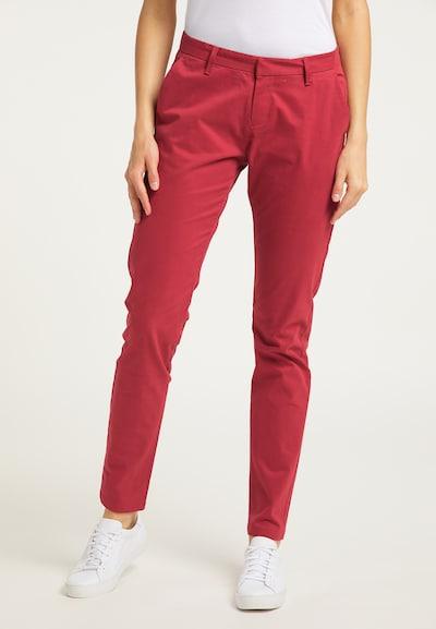 DreiMaster Maritim Kalhoty - červená, Model/ka
