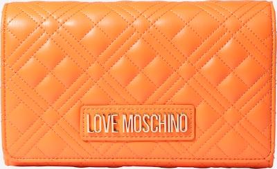Love Moschino Sac à bandoulière en orange, Vue avec produit