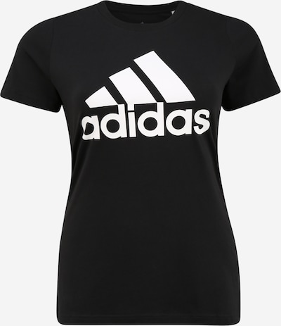 ADIDAS PERFORMANCE Funktionsbluse 'W BOS CO T IN' i sort, Produktvisning