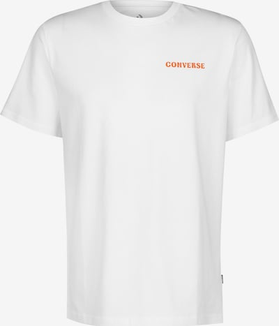 CONVERSE T-Shirt in blau / grün / lila / orange / weiß, Produktansicht