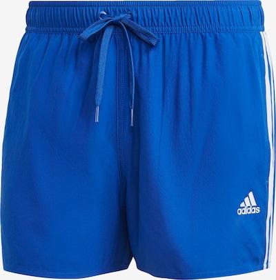 Sportinės glaudės iš ADIDAS PERFORMANCE , spalva - mėlyna / balta, Prekių apžvalga