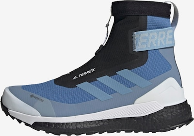 adidas Terrex Outdoor laarzen 'Terrex' in de kleur Blauw / Zwart, Productweergave