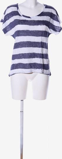 Lilienfels Strickshirt in S in lila / weiß, Produktansicht