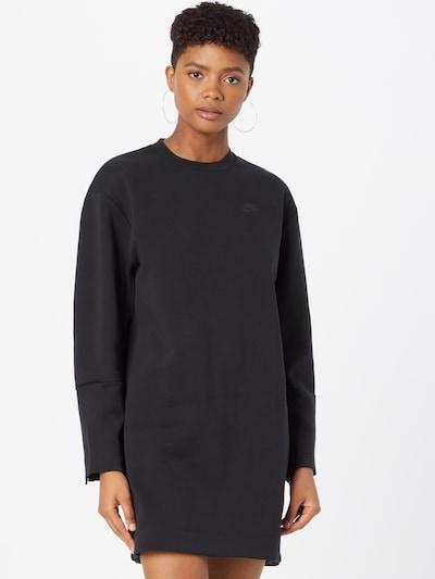 Nike Sportswear Šaty - antracitová / černá, Model/ka