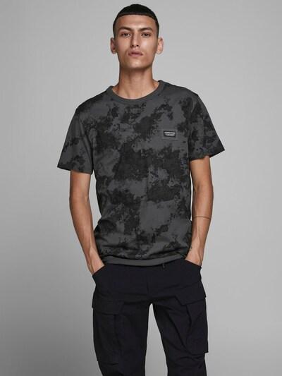 JACK & JONES Shirt in de kleur Grijs: Vooraanzicht