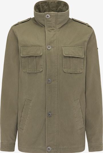 DreiMaster Vintage Jacke in oliv, Produktansicht