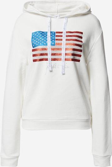 KENDALL + KYLIE Sweater majica u plava / crvena / prljavo bijela, Pregled proizvoda