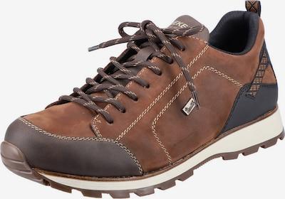 RIEKER Sneaker in braun / dunkelbraun / schwarz, Produktansicht