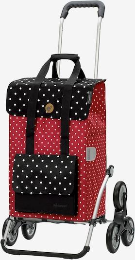 Andersen Shopper Cabas en rouge, Vue avec produit
