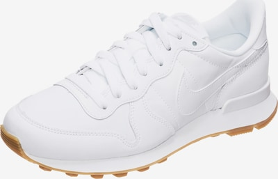 Nike Sportswear Baskets basses 'Internationalist' en blanc, Vue avec produit