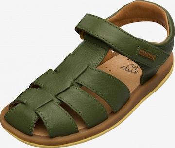 CAMPER Sandale ' Bicho ' in Grün