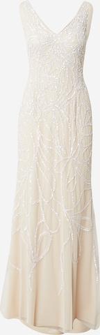 Adrianna Papell Večerné šaty - biela