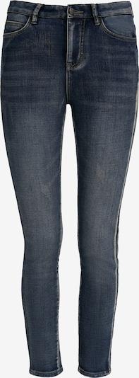 Finn Flare Jeans in blau, Produktansicht