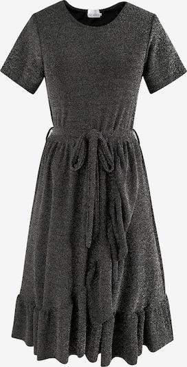Noella Kleid in silbergrau, Produktansicht