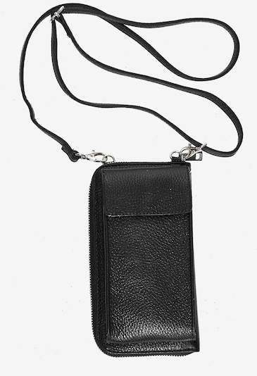 Emma & Kelly Handytasche, iPhone 11 in schwarz, Produktansicht