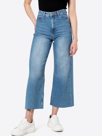 Dr. Denim Jeans 'Aiko' in de kleur Blauw denim, Modelweergave