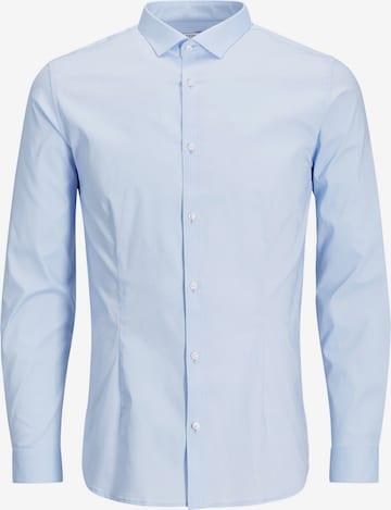JACK & JONES Hemd 'PARMA' in Blau