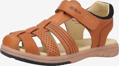 KICKERS Sandalen in braun, Produktansicht