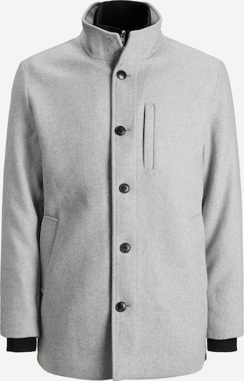 JACK & JONES Jacke in hellgrau: Frontalansicht