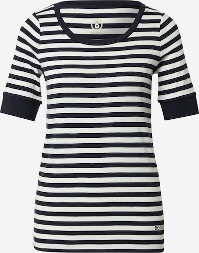 BOGNER Shirt  'Jackie' in schwarz / weiß, Produktansicht