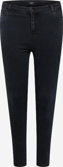 Vero Moda Curve Jean en bleu foncé, Vue avec produit