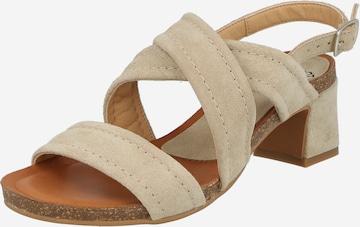 Ca'Shott Sandale in Beige
