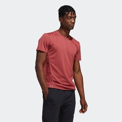 ADIDAS PERFORMANCE Functioneel shirt in de kleur Rood: Vooraanzicht