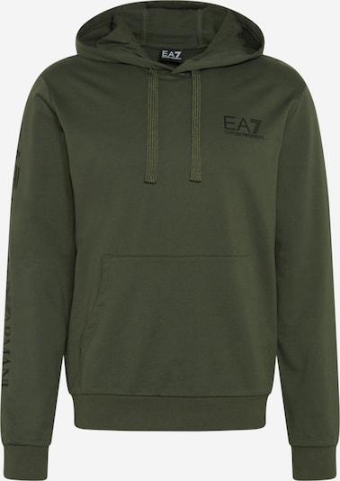 EA7 Emporio Armani Sweatshirt in olive / black, Item view