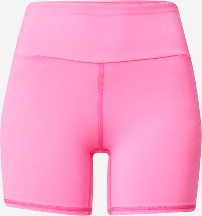 Pantaloni sport Hey Honey pe roz, Vizualizare produs