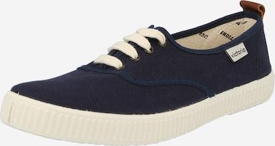 VICTORIA Sneaker in marine, Produktansicht