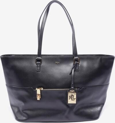 Lauren Ralph Lauren Shopper in M in schwarz, Produktansicht