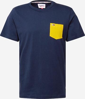 Tommy Jeans Skjorte i blå