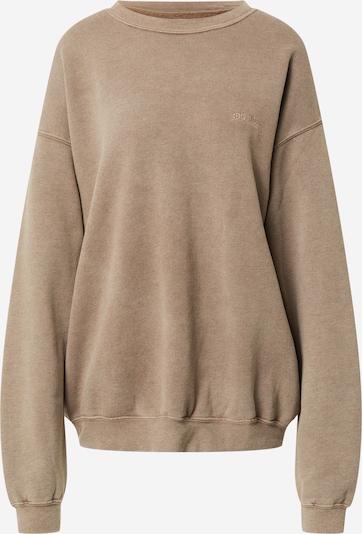 BDG Urban Outfitters Sweatshirt in braun, Produktansicht