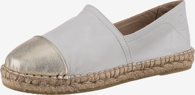 Paul Vesterbro Schuh in gold / weiß, Produktansicht
