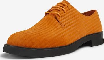 Chaussure à lacets 'Twins' CAMPER en orange